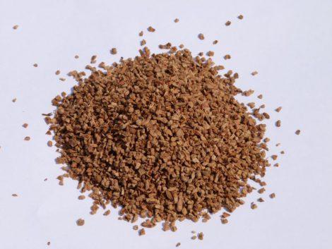 Granulated cork 2 - 3mm