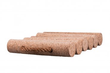 Cork pad raft