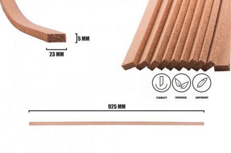 Dilatation strips 925x23x5mm