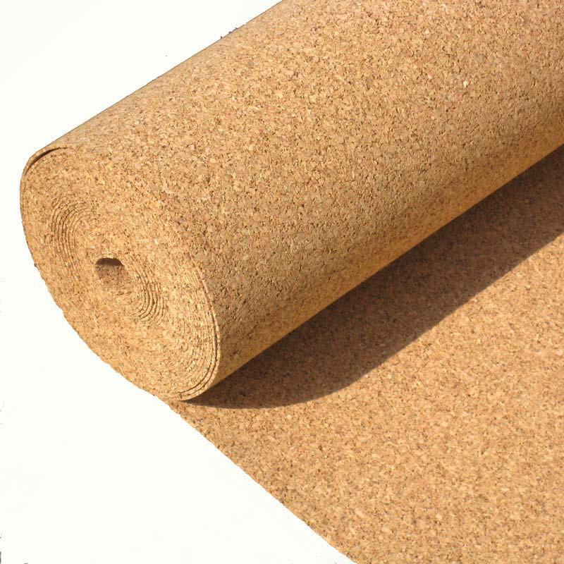 Cork Underlay 5mm 5m Sound Insulation Of The Floor Cork Shop