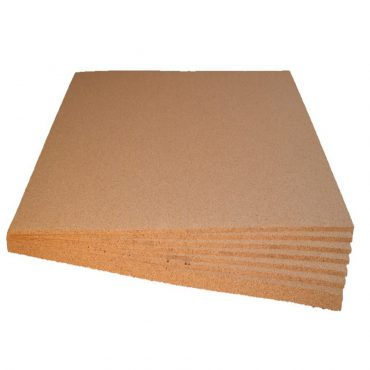 Cork sheet 12mm