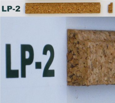 Cork strip LP-2