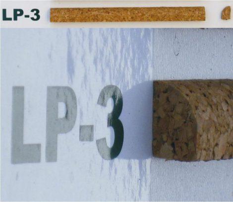 Cork strip LP-3
