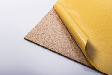 Self-adhesive cork sheet 10mm