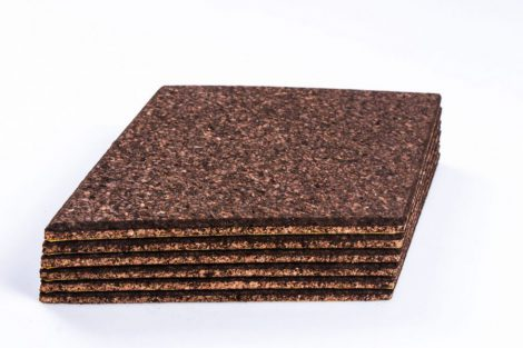 Corkboards Diamond Negro