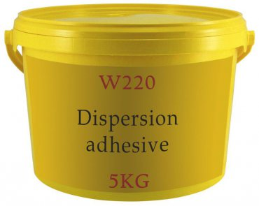 Single-component, dispersive cork glue W220 5kg