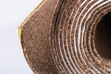 Self-adhesive cork roll 6mm (5m)