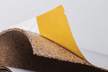 Self-adhesive cork roll 1mm (30m)