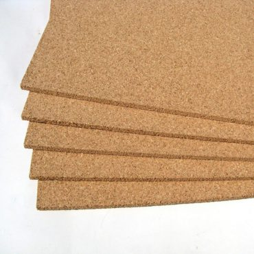 Set of samples selected by you of Cork Sheets (max. 6 different thickness)