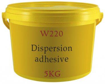 Single-component, dispersive cork glue W220 5kg