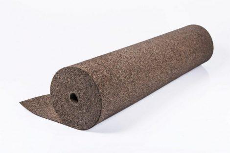 Rubber cork roll