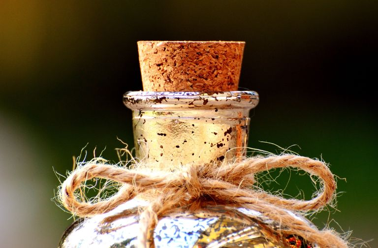 Cork plug – not only for wine