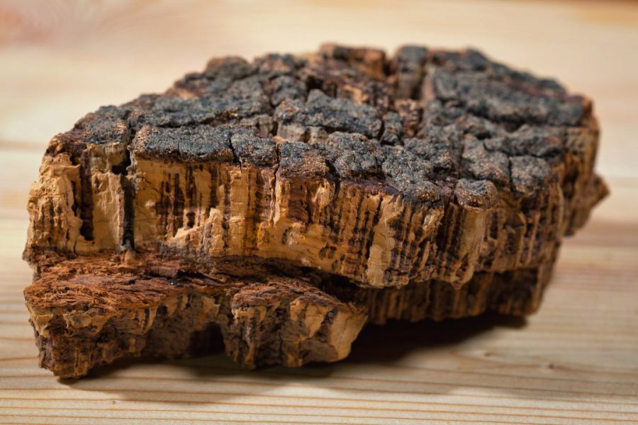 Granulated cork. Properties and uses