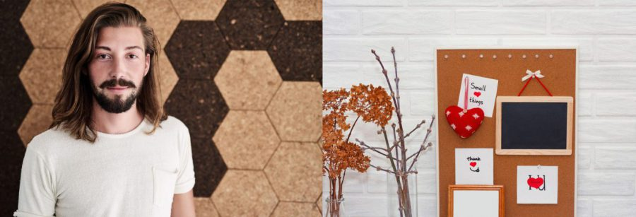 Quick setup, great effect – the advantages of self-adhesive cork