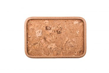 Small Rectangular Cork Tray