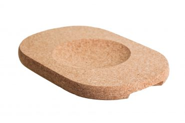 Heat-resistant Rectangular Cork Pad 1